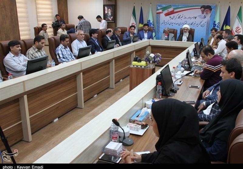 تجلیل از خبرنگاران استان بوشهر به روایت تصویر