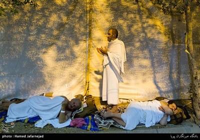 حال و هوای زائران ایرانی در عرفات