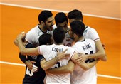 Iran Volleyball Team Beats Australia in Friendly Match