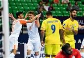فوتسال قهرمانی باشگاههای آسیا| مس سونگون با پیروزی مقابل الظفره امارات صعودش را قطعی کرد + نتایج کامل امروز