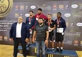 کشتی جایزه بزرگ گرجستان| پایان کار تیم ایران با کسب 7 مدال طلا، 3 نقره و 10 برنز