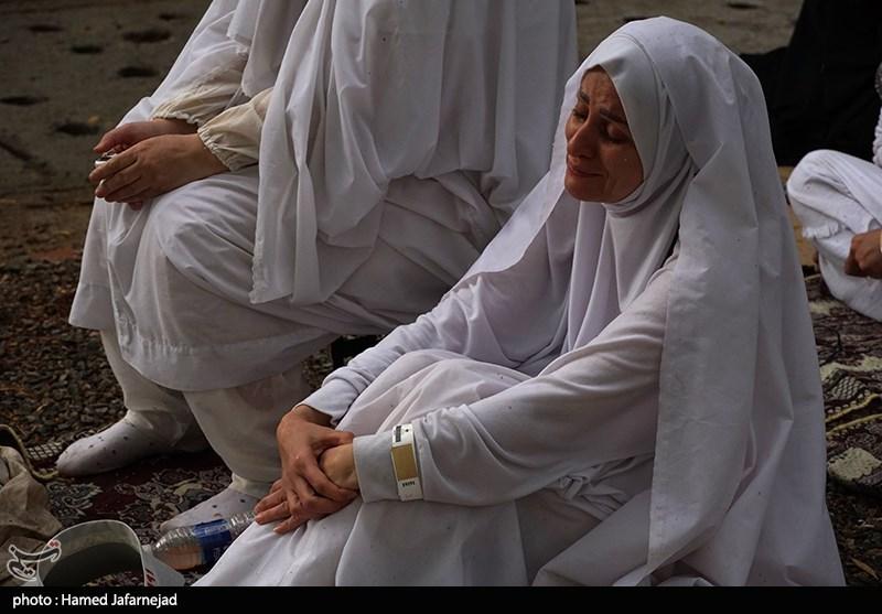 دعای عرفه در صحرای عرفات