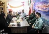 بازدید فرمانده سپاه گلستان از دفتر تسنیم در گرگان / تمجید از عملکرد تسنیم در مقابله با هجمههای دشمن علیه انقلاب