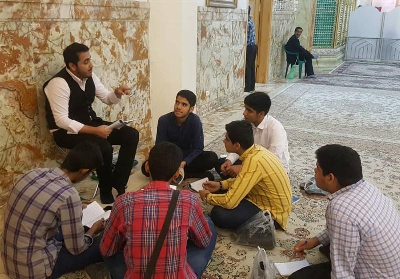 دوره نخبهپروری علوم انسانی دانشآموزان هرمزگان برگزار شد