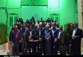 نشست هماندیشی امام جمعه کرمان با اصحاب رسانه به روایت تصویر
