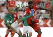 جام حذفی فرانسه| حذف آمیا در شب بازگشت قدوس/ صعود موناکو و نانت به مرحله یکشانزدهم نهایی