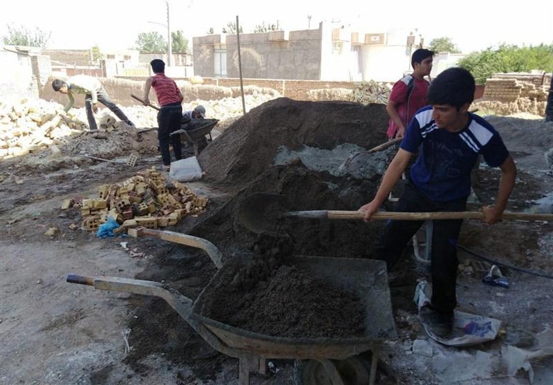مشارکت 2000 دانشآموز بسیجی در اردوهای جهادیاستان هرمزگان
