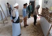 خراسان رضوی| تربیت نیروی انقلابی از مسیر اردوهای جهادی؛ فعل خواستن و سازندگی در گناباد صرف میشود