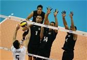 والیبال انتخابی المپیک| روز آسان آرژانتین و لهستان/ ایران به مصاف روسیه میرود