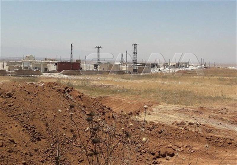 گسترش دامنه استقرار ارتش سوریه تا 6 کیلومتری مرز با ترکیه