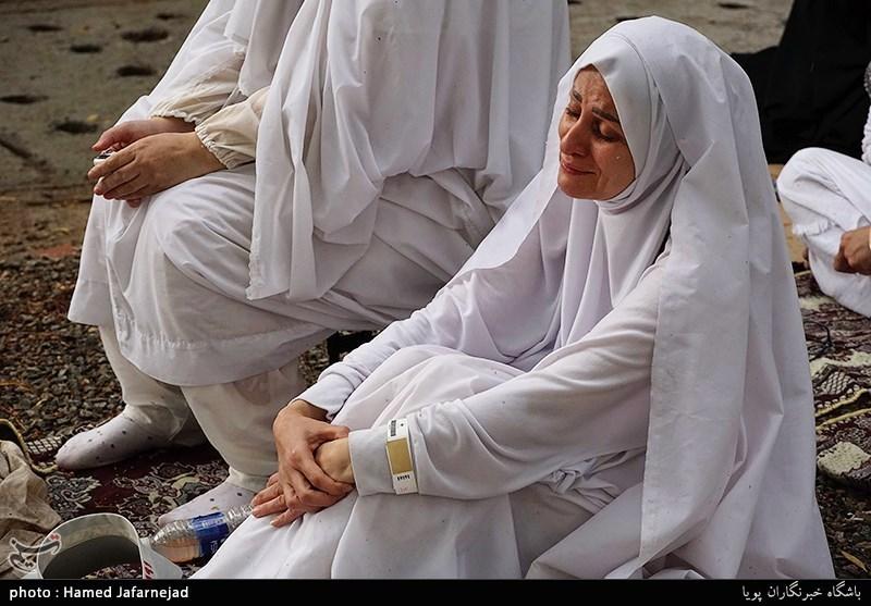 مراسم دعاي عرفه در شيراز به كجا برويم + آدرس
