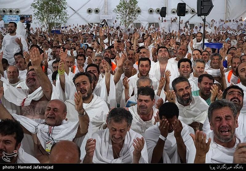 حضور بیش از 10 هزار زائر ایرانی در عتبات عالیات در روز عرفه