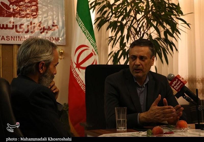 بازدید رئیس اتاق بازرگانی کرمان از دفتر استانی تسنیم + تصاویر