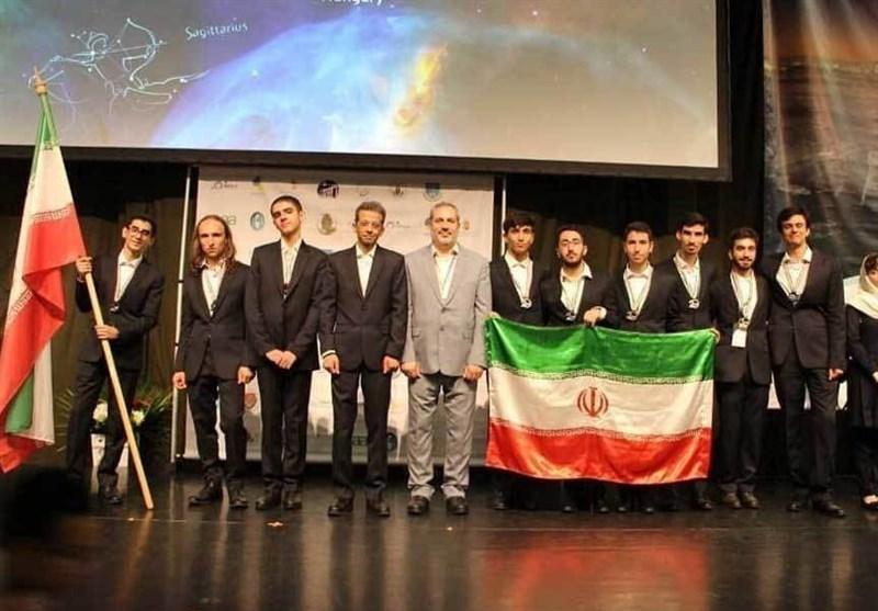 دانشآموزان ایرانی 14 مدال المپیاد جهانی نجوم و کامپیوتر را از آن خود کردند