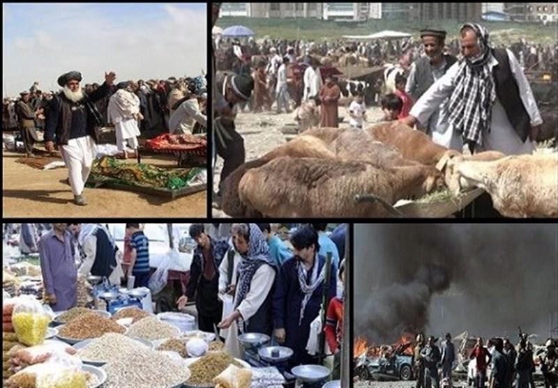 امید توام با نگرانی؛ مردم افغانستان به استقبال عید قربان رفتند