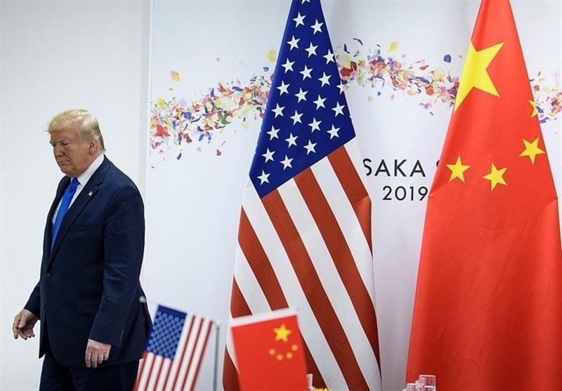 ادعای ترامپ: چین در حال اعزام نیرو به مرز هنگکنگ است