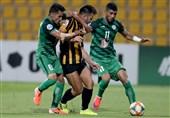 لیگ قهرمانان آسیا| برتری نسبی شاگردان منصوریان مقابل الاتحاد با وجود شکست