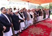 اشرف غنی: صلح با طالبان از صلاحیتهای دولت آینده افغانستان است