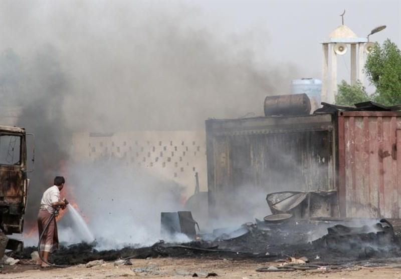 یمن|درگیری شدید شبه نظامیان اماراتی در عدن