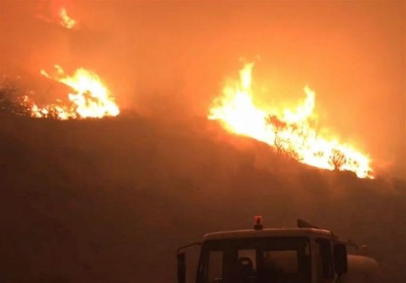 2,000 Evacuated as Wildfire Rages in Spain's Canary Islands