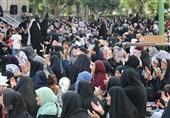 تهران| طنین نجواهای «یا اسرع الحاسبین » در آسمان شهرستانهای استان تهران+ تصاویر