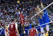 والیبال انتخابی المپیک| قهرمان جهان هم المپیکی شد/ پیروزی بیفایده فرانسه مقابل تونس