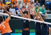 والیبال انتخابی المپیک| آمریکا به المپیک رسید
