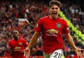 فوتبال جهان|برتری قاطعانه منچستریونایتد در اولین بازی بزرگ فصل لیگ برتر انگلیس/ چلسی با لمپارد تحقیر شد
