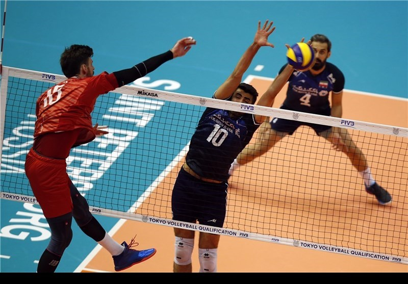 والیبال انتخابی المپیک| سد محکم روسها مقابل شاگردان کولاکوویچ/ والیبال ایران از سن پترزبورگ به توکیو نرسید