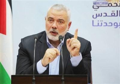 اسماعیل هنیه : اشغالگران باید هزینه مبادله اسیران را بپردازند