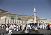 حج تمتع 98| تردد حجاج ایرانی در مسیرهای رفتوبرگشت رمی جمرات+فیلم