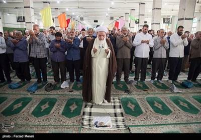 نماز عید قربان در کرمانشاه