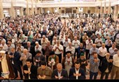 نماز عید قربان در سراسر استان گلستان اقامه شد+ تصاویر