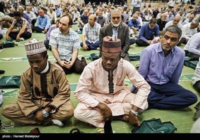 مراسم نماز عید سعید قربان - مصلی تهران