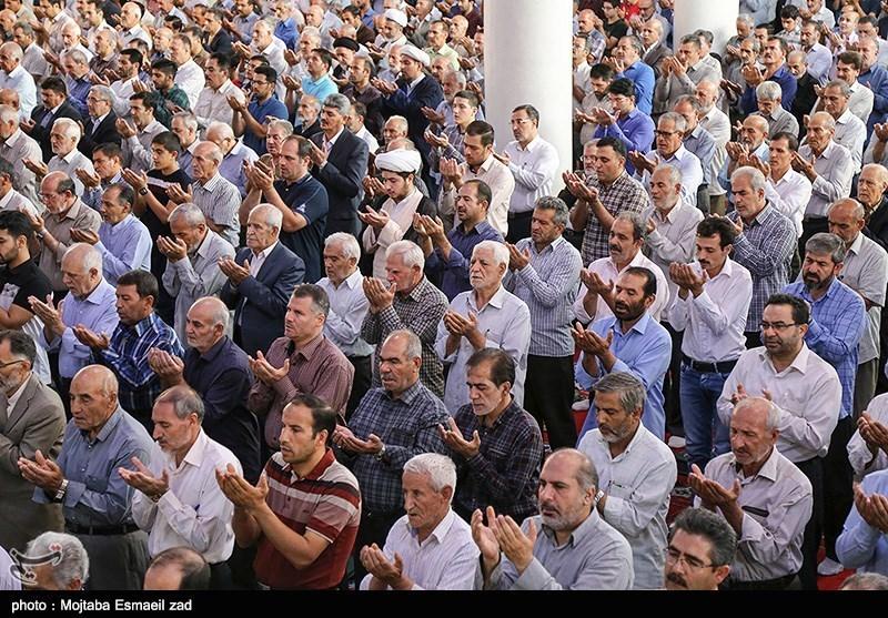 نماز عید قربان در سراسر سرزمین آفتاب اقامه شد