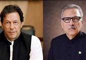 پیام تبریک رئیس جمهور و نخستوزیر پاکستان به مناسبت عید قربان