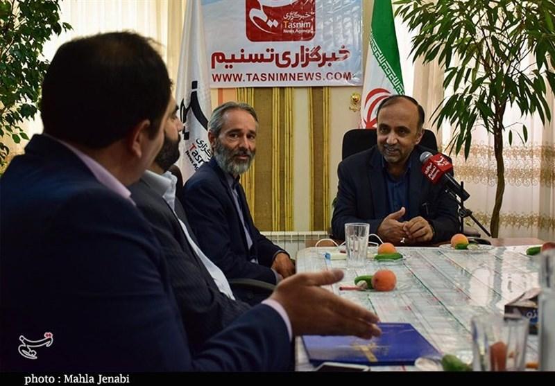 کرمان| کیفیت اخبار و گزارشهای تسنیم بسیار بالا است+تصاویر
