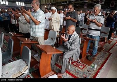 نماز عید قربان در کیش