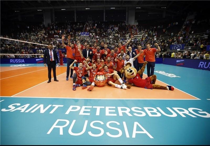 6 تیم به مسابقات والیبال بازیهای المپیک صعود کردند + تصاویر