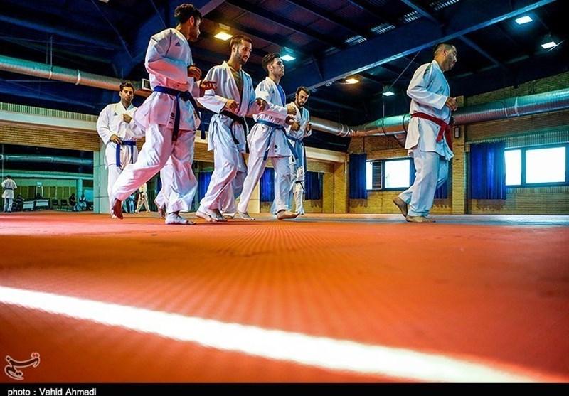 اردوی تیم ملی کاراته از یکشنبه آغاز میشود