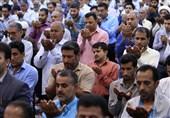 نماز عید قربان در سراسر استان هرمزگان اقامه شد