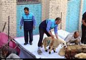 بازرسی مسئولان اردبیل از بازار گوشت قرمز در استان تشدید شد + فیلم
