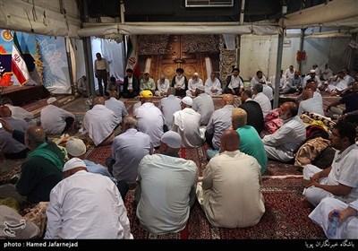 مراسم عید قربان حجاج ایرانی در منا