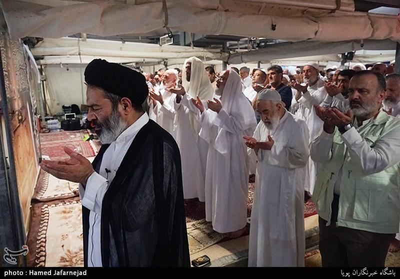 حجتالاسلام عبدالفتاح نواب نماینده ولیفقیه و سرپرست حجاج ایرانی