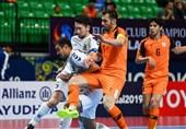Iran's Mes Loses to Nagoya Oceans at AFC Futsal Club C'ship