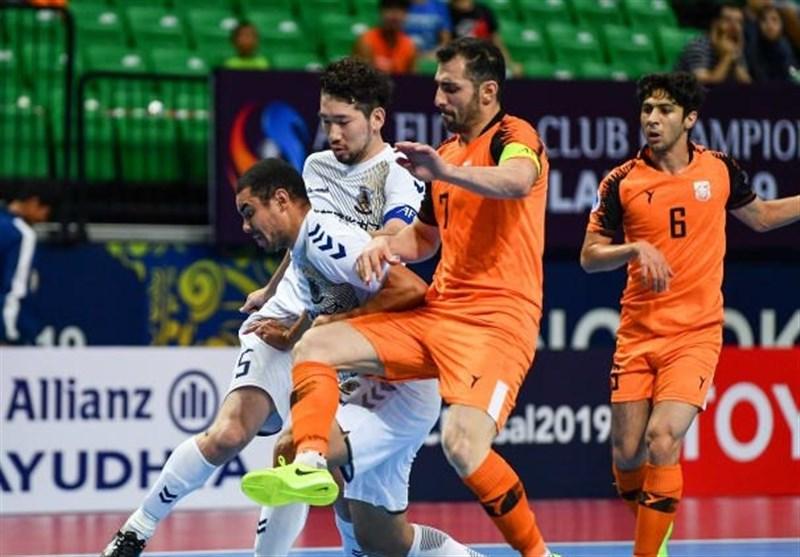 فوتسال قهرمانی باشگاههای آسیا| مس سونگون با شکست برابر پرافتخارترین تیم مسابقات، حریف نماینده لبنان شد