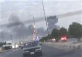 عراق|شنیده شدن صدای انفجار شدید در بغداد