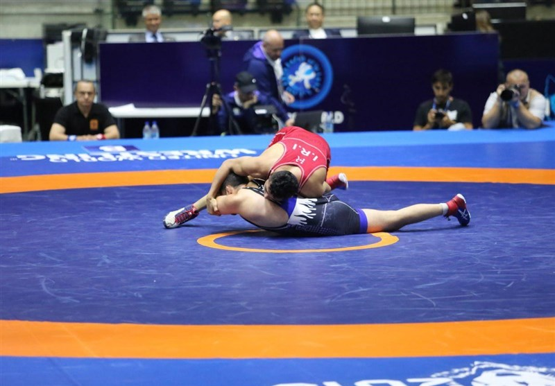 Iran Wins Four Medals at Outstanding Ukrainian Wrestlers & Coaches Memorial