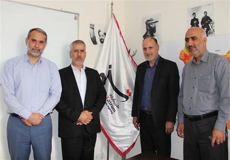 قزوین| همراهی رسانه و روابط عمومی رکن اول اطلاعرسانی است