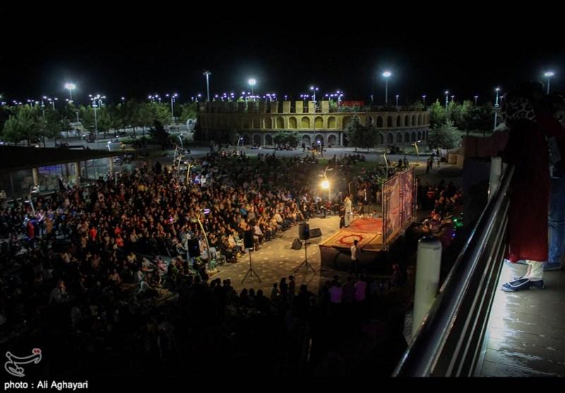 جشنواره تابستانی شبهای چی چست ارومیه به روایت تصویر